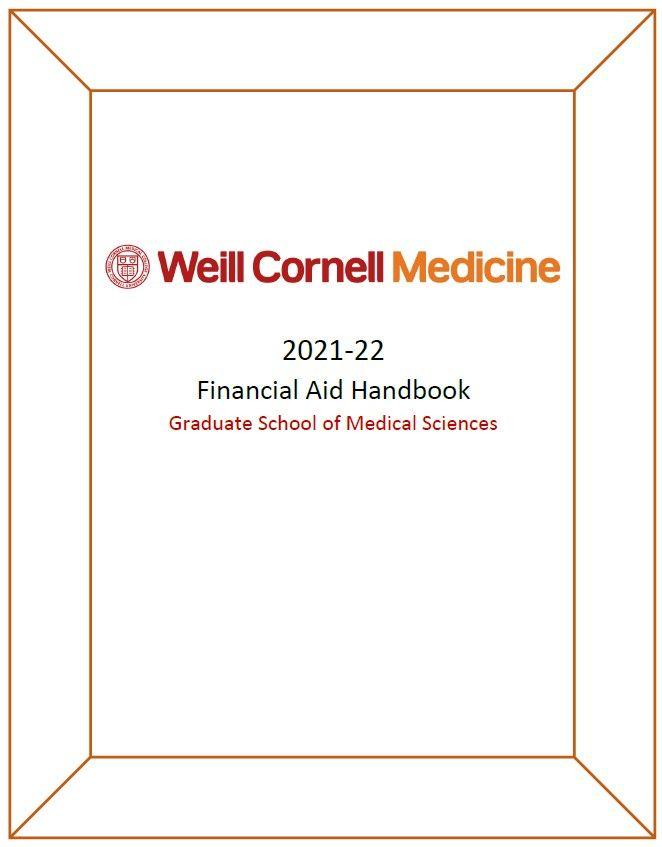 Fin Aid Grad Handbook 21-22