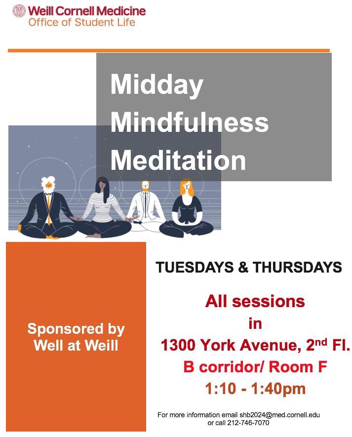 2020 Mindfulness Meditation