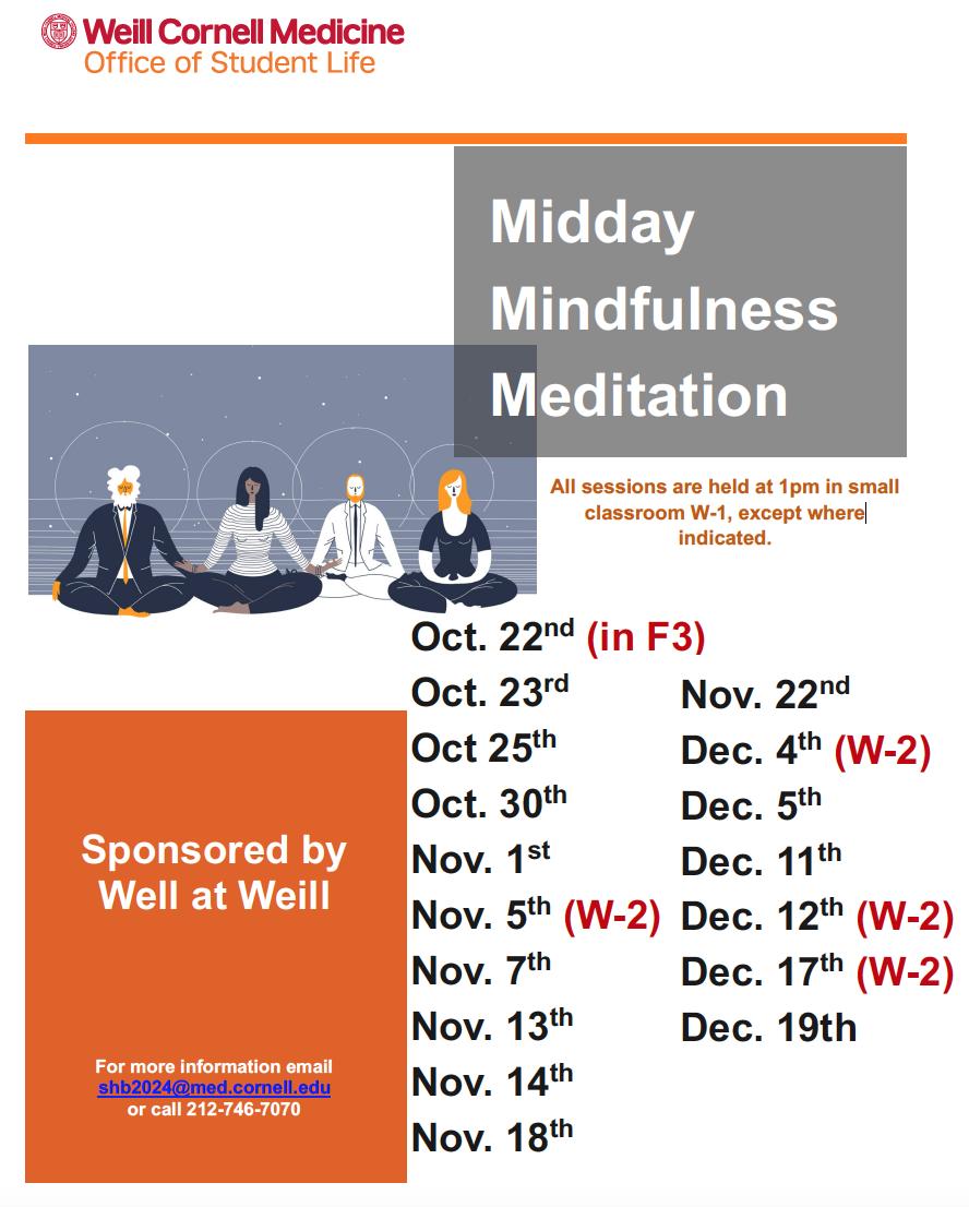 Midday Mindfulness Meditation